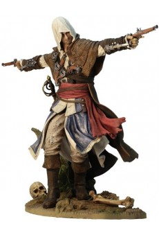 Figura Edward Kenway The Assassin Pirate - Assassin's Creed IV Black Flag - UBICollectibles