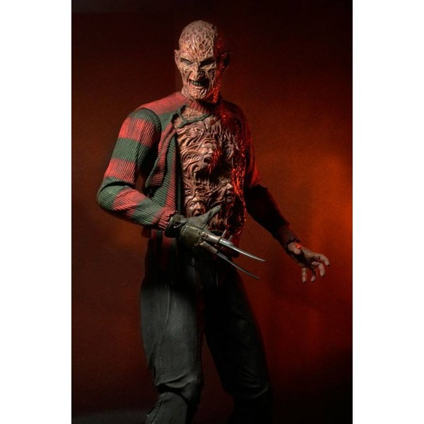 Figura Freddy Krueger - Pesadilla en Elm Street 3 - Dream Warriors 30th Anniversary - Neca