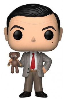 Figura Funko Pop Vinyl - Mr. Bean