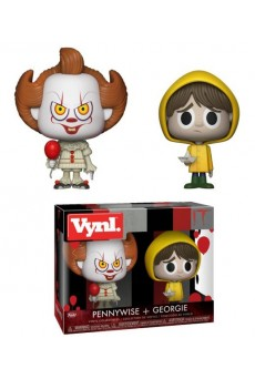 Pack Figuras Pennywise - It - VYNL - Funko