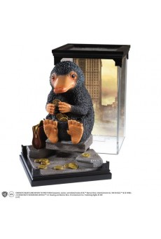 Estatua Diorama Niffler – Magical Creatures – Animales Fantásticos – Noble Collection