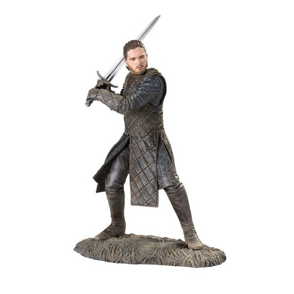 Figura Jon Nieve Battle of the Bastards - Juego de Tronos - Dark Horse