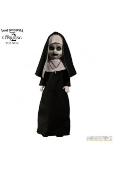 Muñeco The Nun - Expediente Warren: El Caso Enfield - Living Dead Dolls - Mezco Toys