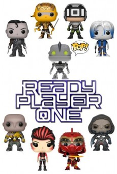 Figuras Funko Pop Vinyl - Ready Player One