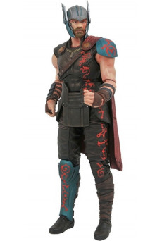 Figura Gladiator Thor - Thor Ragnarok - Marvel Select - Diamond Select