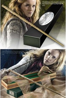 Varita Mágica de Hermione Granger – Harry Potter - Noble Collection