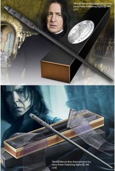 Varita Mágica de Severus Snape – Harry Potter – Noble Collection