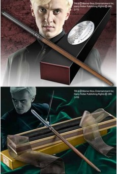 Varita Mágica de Draco Malfoy – Harry Potter – Noble Collection