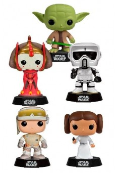 Figuras Funko Pop Vinyl - Star Wars