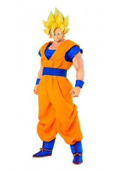 Figura GOKU SUPER SAIYAN – Dragon Ball Z – D.O.D – Megahouse