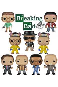 Figuras Funko Pop Vinyl - Breaking Bad