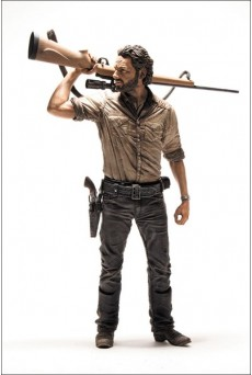 Figura RICK GRIMES DELUXE – The Walking Dead – McFarlane Toys
