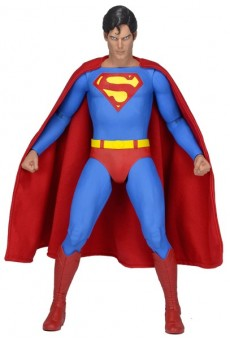 Figura SUPERMAN CHRISTOPHER REEVE – Neca – Escala 1/4