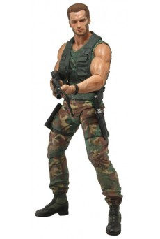 Figura DUTCH SCHAEFER – Predator – Neca – Escala 1/4