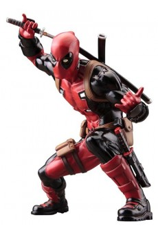 Figura Deadpool - ARTFX - Marvel Now - Kotobukiya