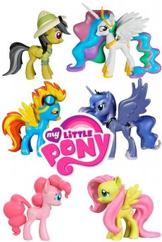 Figuras MY LITTLE PONY - Funko