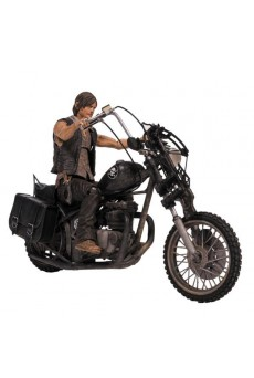Figura Daryl Dixon con moto Chopper – The Walking Dead – McFarlane Toys