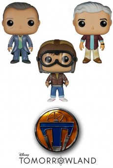 Figuras Funko Pop Vinyl - Tomorrowland