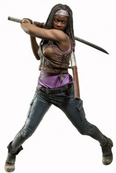Figura Michonne Deluxe – The Walking Dead – McFarlane Toys