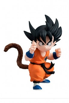 Figura Son Goku (Kid) – Dragon Ball Styling – Bandai Shokugan