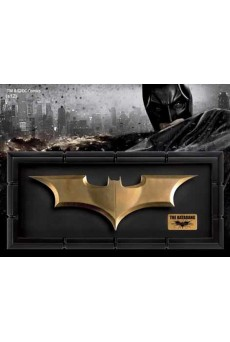 Réplica Batarang – Batman The Dark Knight Rises – Noble Collection