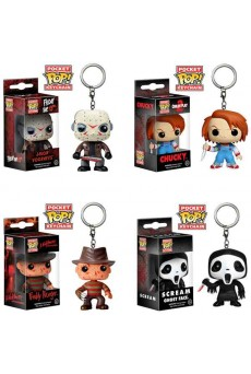 Llaveros-Figuras Funko Pocket Pop Keychain – Horror