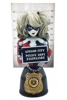 Busto Harley Quinn Mugshot – Cryptozoic Entertainment
