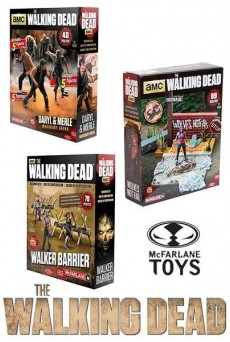 Kits de Construcción - The Walking Dead - McFarlane Toys
