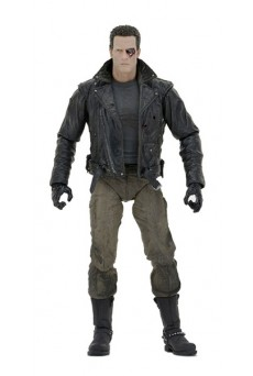 Figura Terminator T-800 Ultimate Police Station Assault - Neca