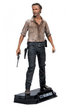 Figura Rick Grimes – Color Tops – The Walking Dead – McFarlane Toys