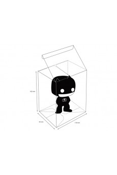 Cajas Protectoras Para Figuras Funko POP! – Ultimate Guard