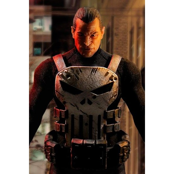 Figura The Punisher – One: 12 Collective – Mezco Toys