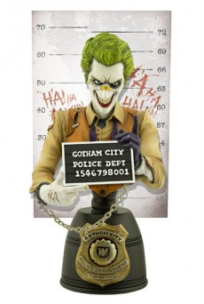 Busto Joker Mugshot – Cryptozoic Entertainment