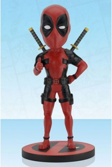 Figura Deadpool – Head Knockers – Neca