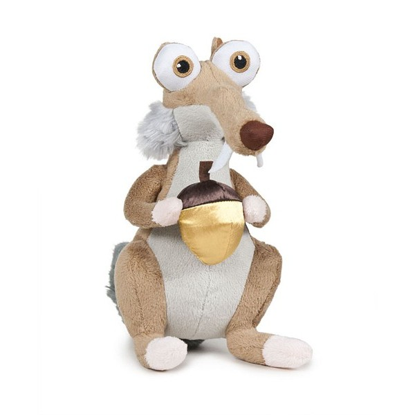 Peluche Ardilla Scrat – Ice Age – Play by Play