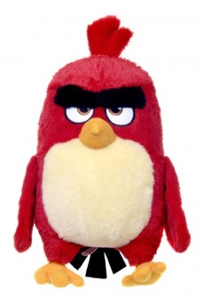 Peluche Angry Birds – Play by Play