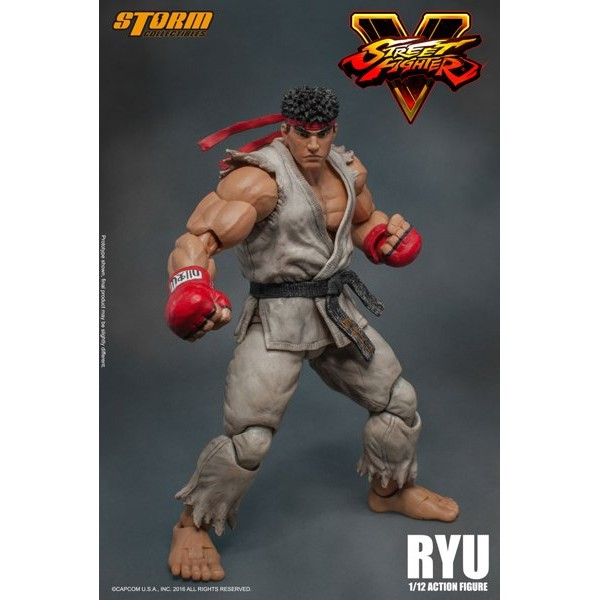 Figura Ryu – Street Figther V – Storm Collectibles