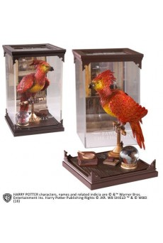 Estatua Diorama Fawkes – Magical Creatures – Harry Potter – Noble Collection