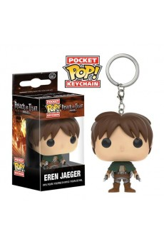 Llaveros-Figuras Funko Pocket Pop Keychain – Attack on Titan