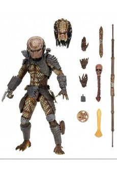 Figura Predator City Hunter Ultimate – Depredador 2 – Neca