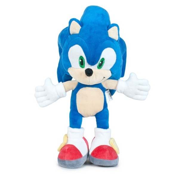 Peluche Sonic The Hedgehog – Play by Play