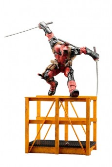 Figura Super Deadpool ARTFX – Marvel Now – Kotobukiya