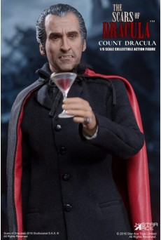 Figura Conde Drácula (Christopher Lee) – My Favourite Legend – Star Ace Toys