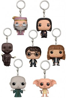 Llaveros-Figuras Funko Pocket Pop Keychain – Harry Potter