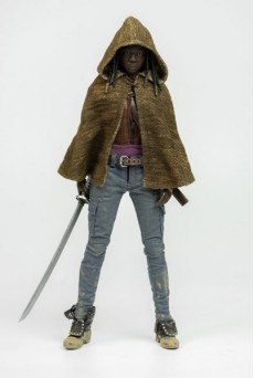 Figura Michonne – The Walking Dead – Escala 1/6 – Three Zero