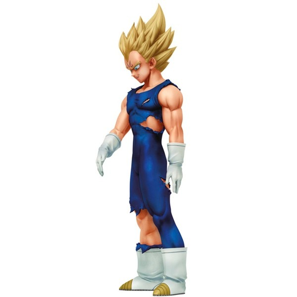 Figuras Majin Vegeta Vol. 1 - Kid Trunks Vol. 2 - Dragon Ball Z