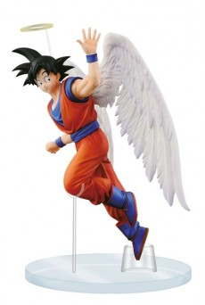 Figura Son Goku – Dragon Ball Z - Dramatic Showcase – Banpresto