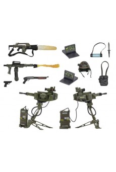 Pack Accesorios Alien - USCM Arsenal Weapons – Neca