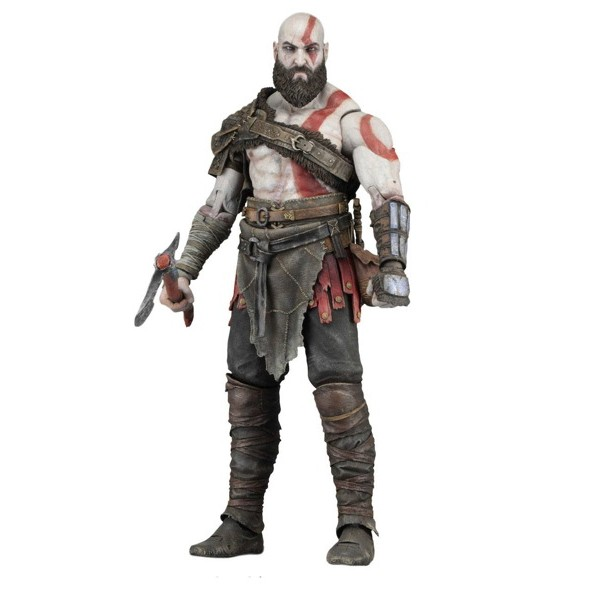 Figura Kratos - God of War (2018) - Neca