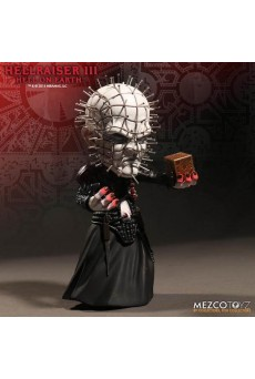 Figura Pinhead - HellraiserIII: Hell on Earth - Stylized - Mezco Toys